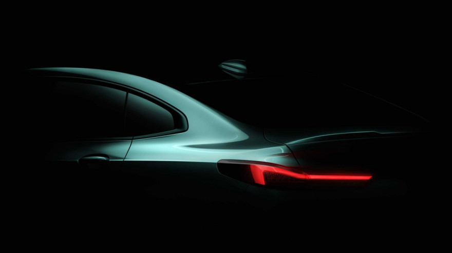 BMW Tease the Brand New 2-Series Gran Coupe