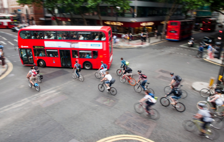 Cyclists - Do They Have the Same Rights as Vehicle Drivers?