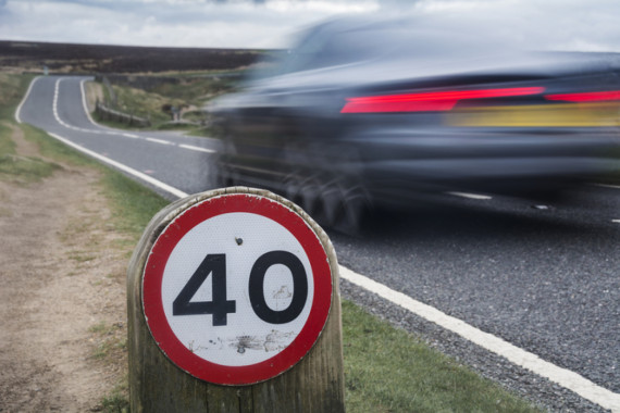 New EU Rules Will Put A Speed Limit on Every Single Car on UK Roads, Despite Brexit Image 2
