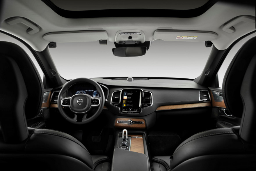 Volvo to Detect Intoxicated Drivers Through In-Car Cameras
