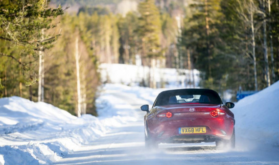 An Arctic Drive for the Mazda MX-5 30th Anniversary Image 5
