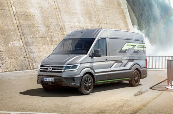 New Rules Let Car Licence Holders Drive Big, Eco-Friendly, Vans Image 1