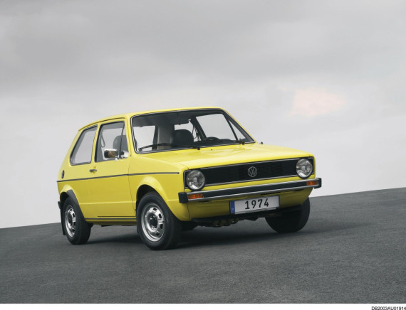 Europe's Best Selling Car Turns 45 Years Old Image 2