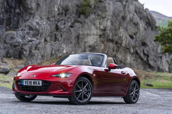 Mazda Scrappage Upgrade Plan £5,500 Savings Image 12