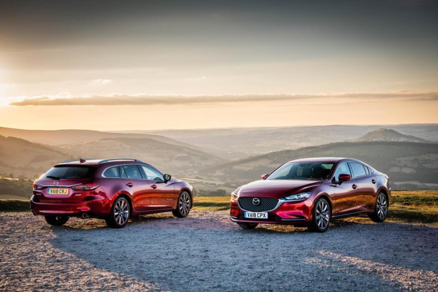 Mazda Scrappage Upgrade Plan £4,00 Savings
