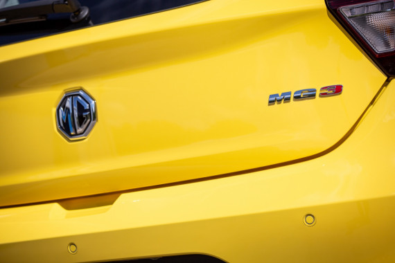 Meet the Quirky New MG3 City Car Image 1
