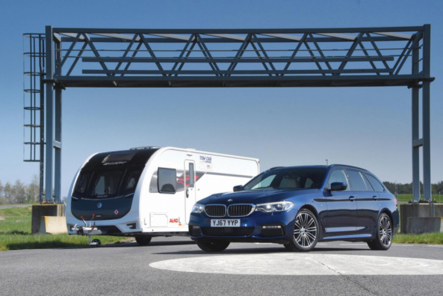Caravanners Urged to Check It Before Towing This Summer
