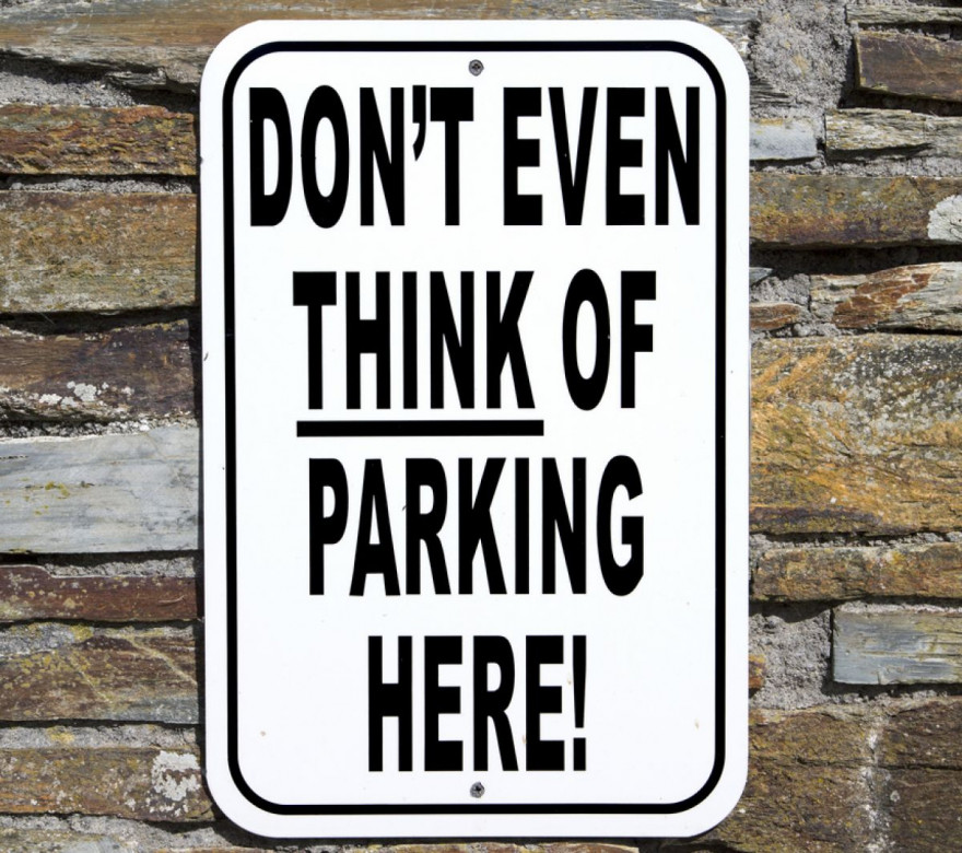Pavement Parking Now Under Investigation by the Government