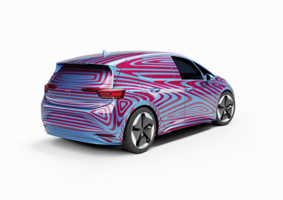 Volkswagen Open Order Books on the Hugely Important New ID. Hatch Image 4