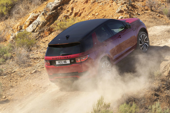 The New Land Rover Discovery Sport is Available to Order Now Image 2
