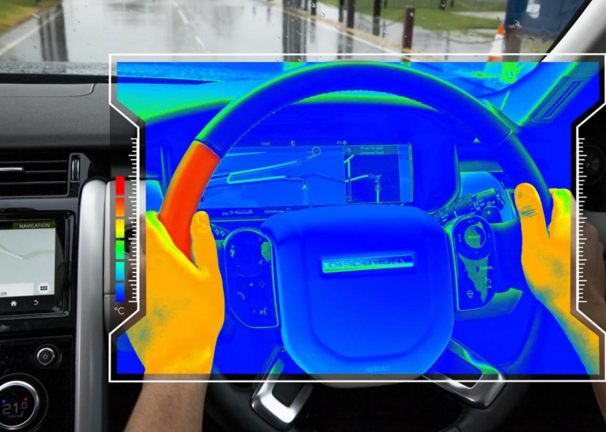 New Steering Technology Tells You When To Steer by Telling Your Senses
