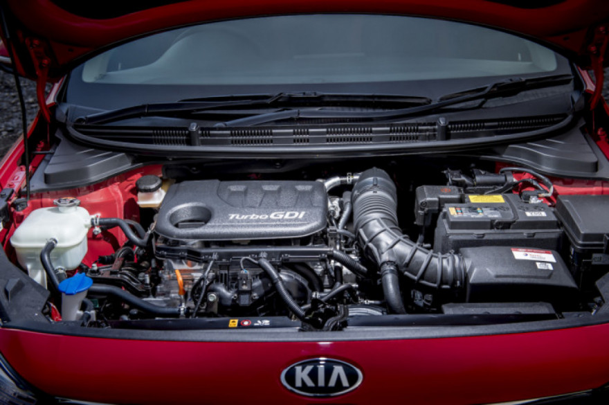 Free Rewards with Kia Care Service Plan