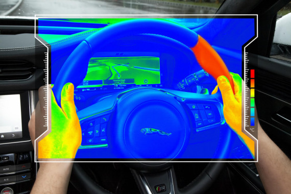 New Steering Technology Tells You When To Steer by Telling Your Senses Image 2