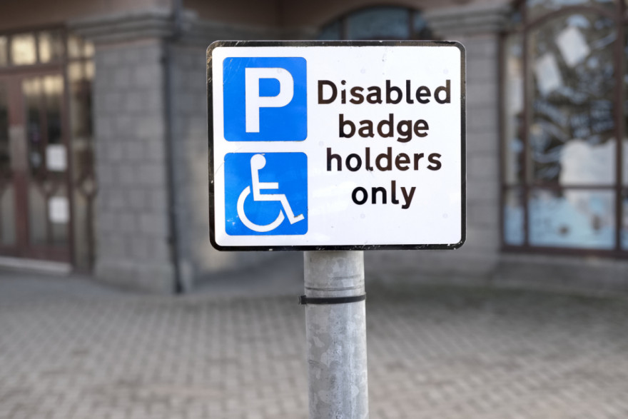 Drivers With Hidden Disabilities Get Blue Badge + Fraud Crackdown