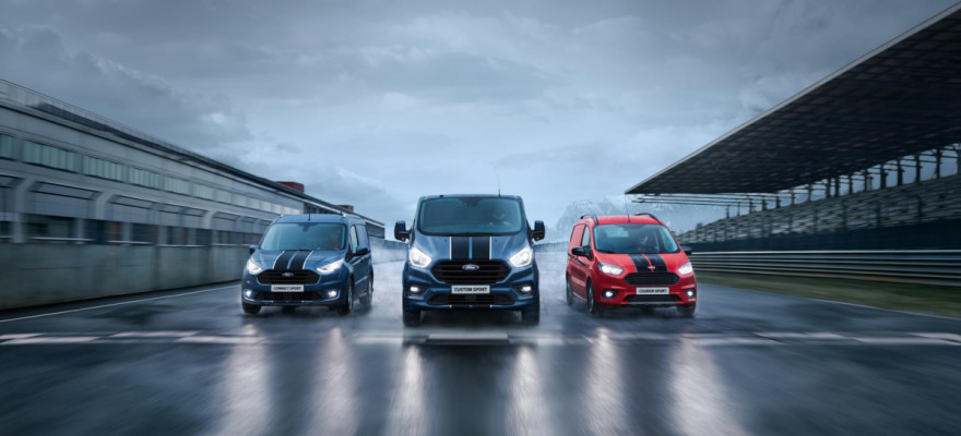 New Ford Van Deals and Finance Offers on the Transit & Transit Custom