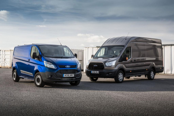 New Ford Van Deals and Finance Offers Image 1