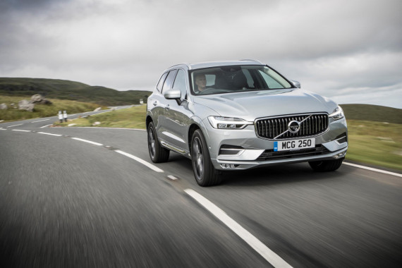 Experience the Award Winning Volvo XC Hybrid range Image 1