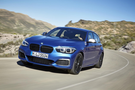 BMW Offers a Range of New Car Personal Finance Deals Image 0