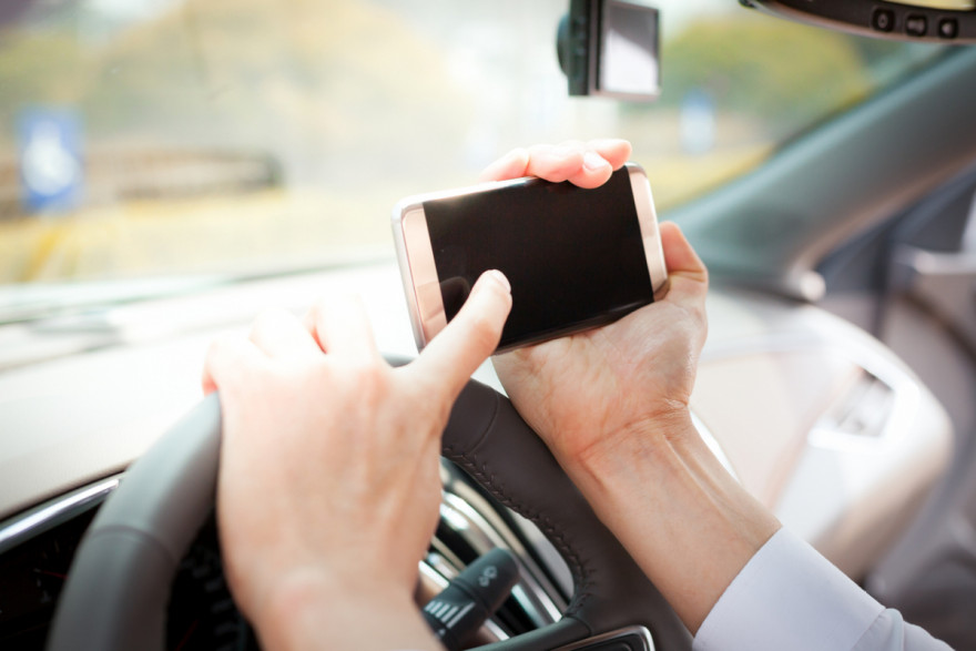 Could Motorists Challenge Convictions for Driving While Using Their Phones?