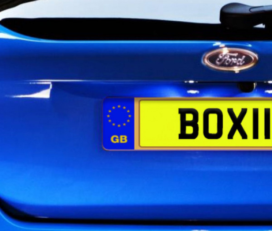 30 Years of Private Registration Plates