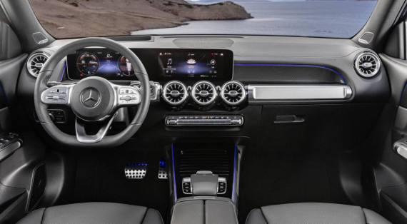 Mercedes-Benz Reveal UK Pricing and Specifications for the new GLB Image 0