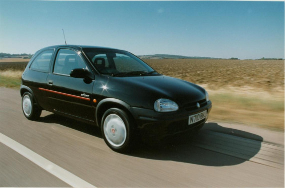 The Story of the Best-Selling Corsa Image 0