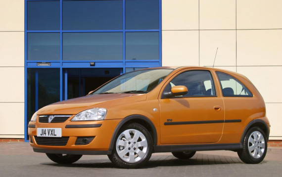 The Story of the Best-Selling Corsa Image 5