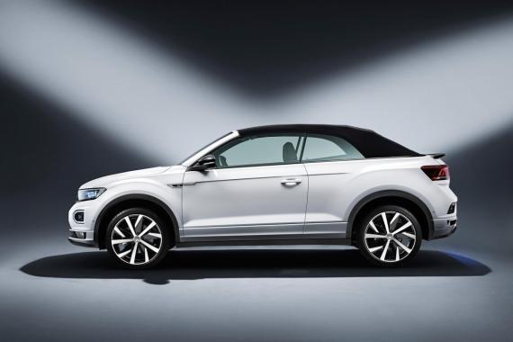 Volkswagen Have Unveiled the T-Roc Cabrio Image 1
