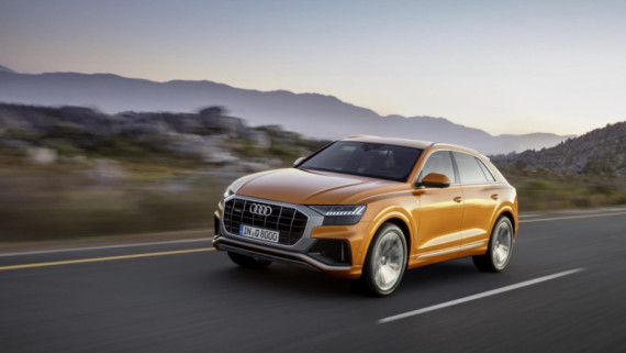 Explore the Range of Big Audi Q-Cars and Their Deposit Contribution Offers Image 0