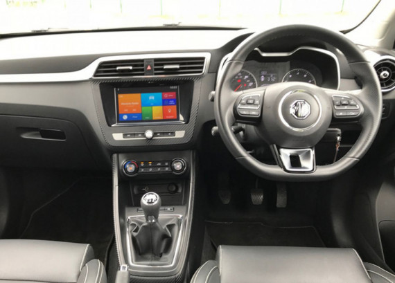 Meet the New MG ZS With a Big Warranty and a Small Price Image 7