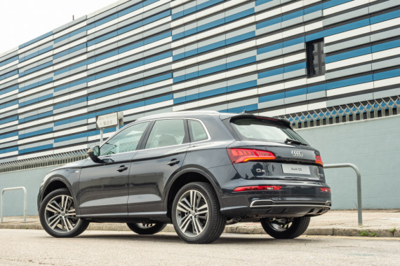 Explore the Range of Big Audi Q-Cars and Their Deposit Contribution Offers Image 7