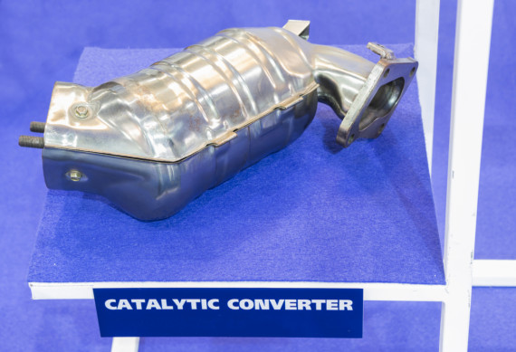 Surge in catalytic converter thefts Image 0