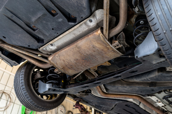 Surge in catalytic converter thefts Image 1