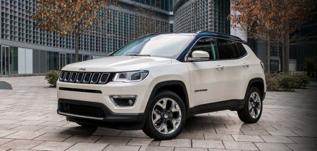 Jeep Offer Some Exceptional Deals on Brand-New Models