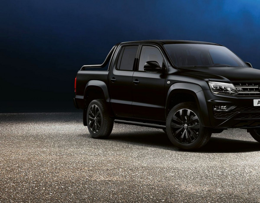 The Amarok is Back in Black and Better than Ever