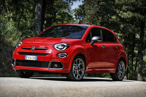 X-Plore the FIAT 500X and its Many Personalities… Image 0