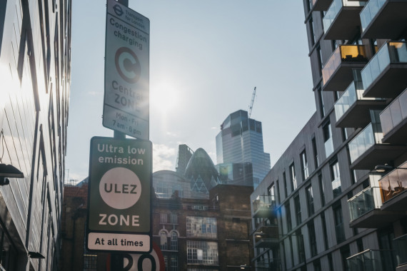 Low Income Londoners Benefit from £2,000 ULEZ Car Scrappage Scheme Image 0
