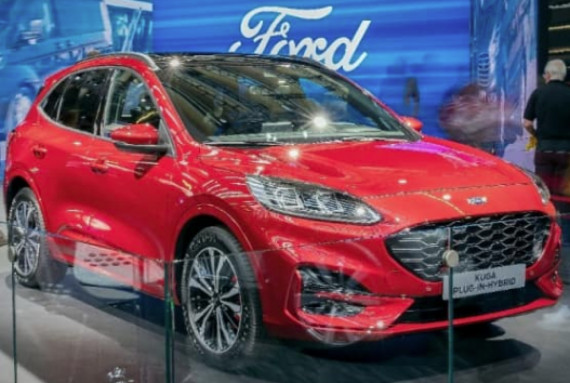 Ford Push for Their Electrified Future Image 1