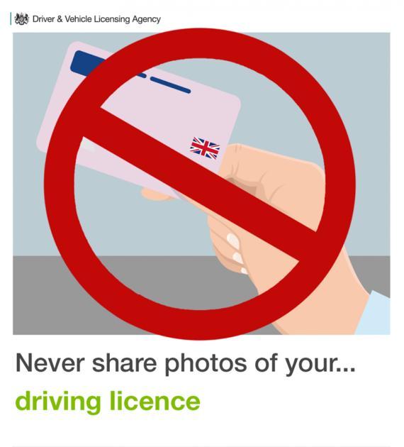DVLA Warnings to Motorists in 2019 Image 5