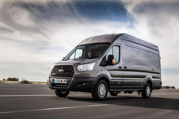 2019 Black Friday Savings on Ford Commercial Vehicles Image 0
