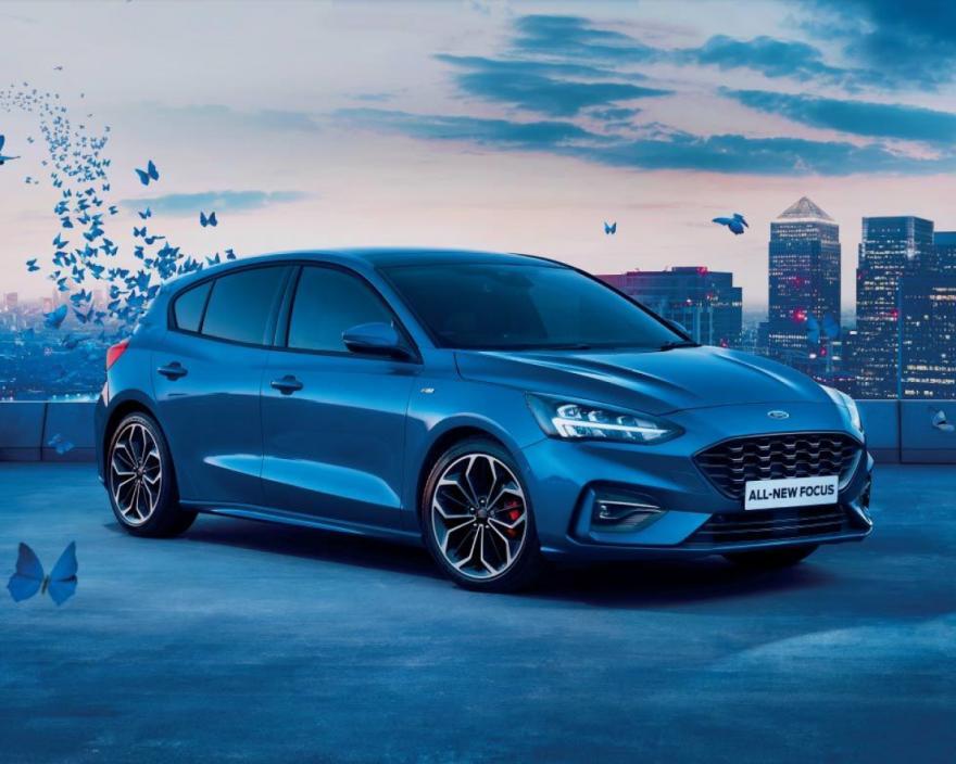 Ford Scrappage Scheme £2,000 Savings