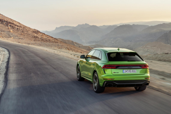 Audi to Debut Two New Models in Los Angeles Image 4