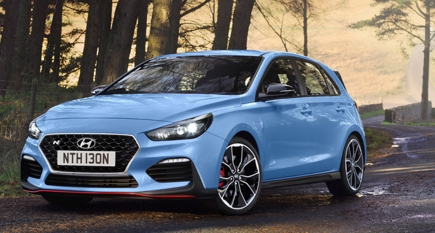 Hyundai £1,000 Saving in Test Drive and Buy Scheme