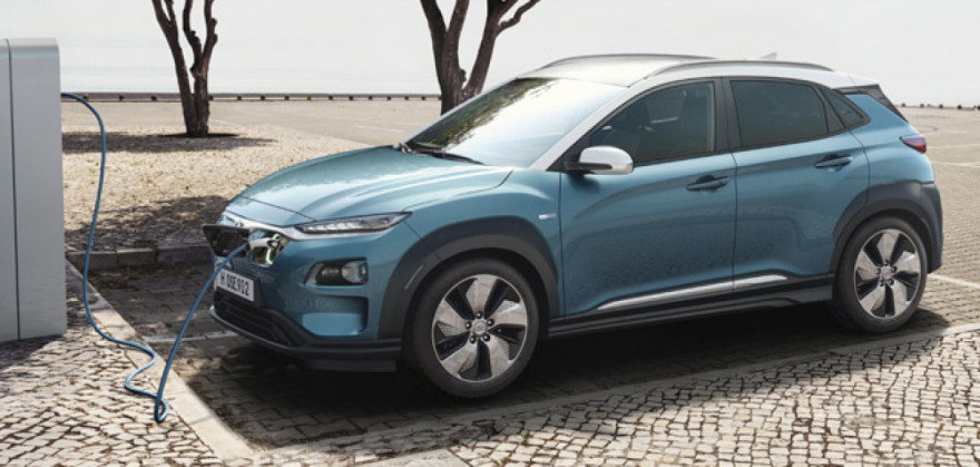 Hyundai's Electric KONA Is One of the Most Accessible Electric SUVs on the Market