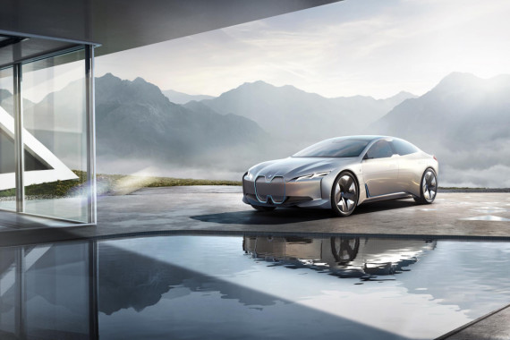 BMW Launch Their Latest Fully-Electric Car Image 0