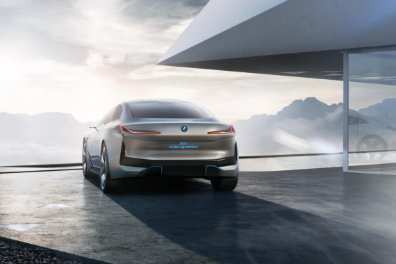BMW Launch Their Latest Fully-Electric Car Image 1