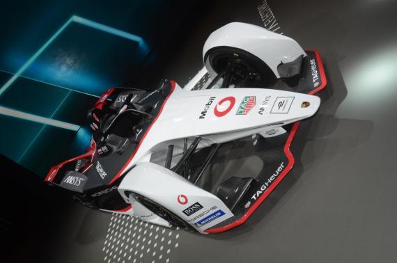 Porsche 99X Enters Formula E Season Image 0
