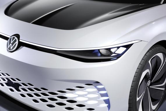 Volkswagen ID Space Vizzion Image 3