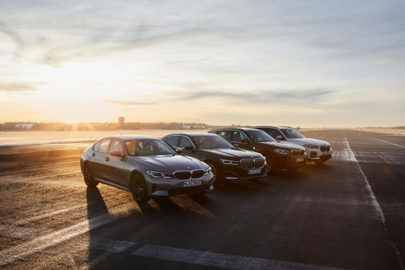 BMWs Electrified Plug-In Lineup Explained Image