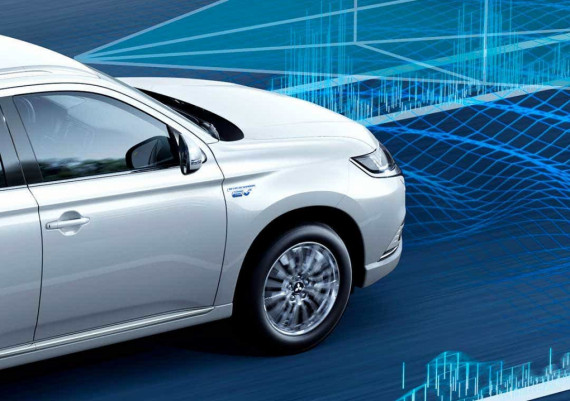 Mitsubishi Offer up to £4,500 off a New Outlander PHEV Image